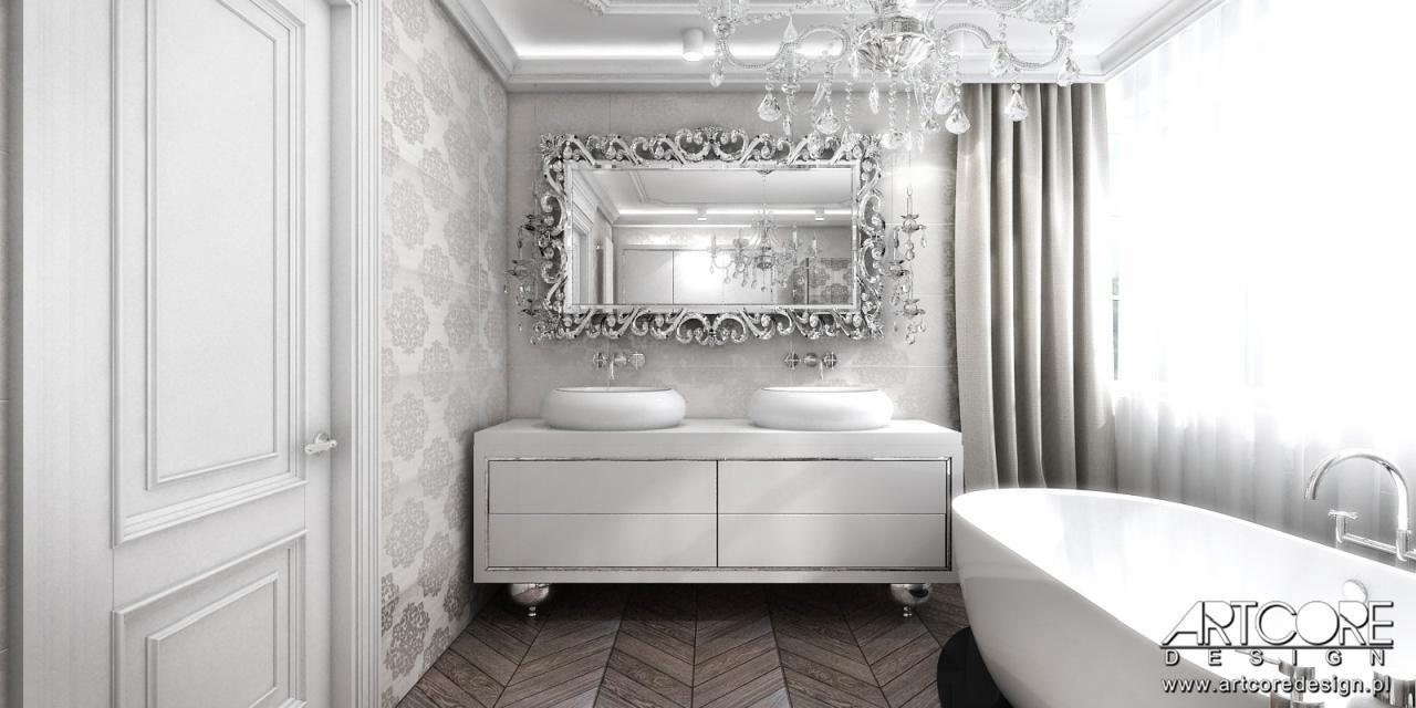 projektowanie wnętrz ekskluzywna łazienka